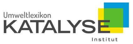 Das KATALYSE-Umweltlexikon Logo
